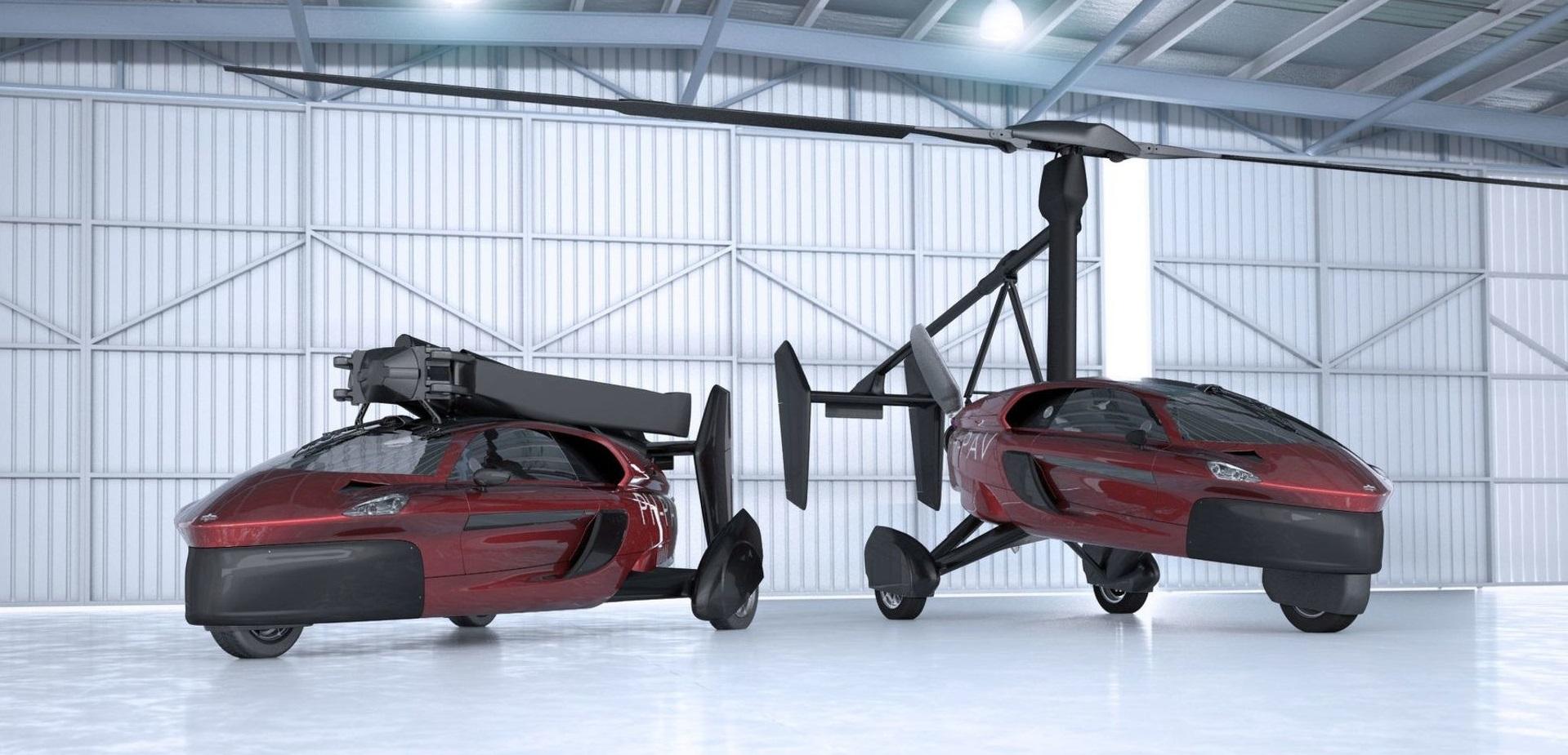 PAL-V Liberty: Ya puedes reservar el primer coche volador desde 299.000 euros