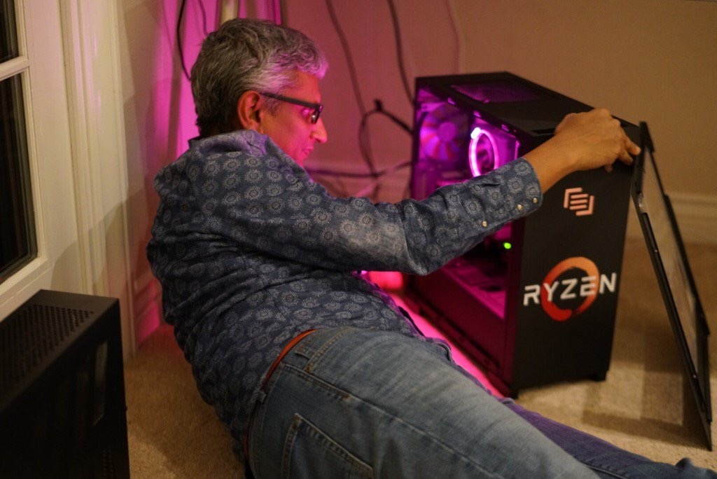 Raja Koduri abandona AMD, fueron unas vacaciones indefinidas
