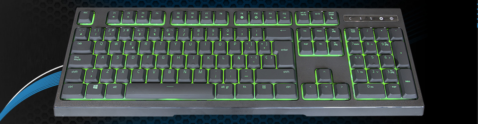 Review: Razer Ornata Chroma
