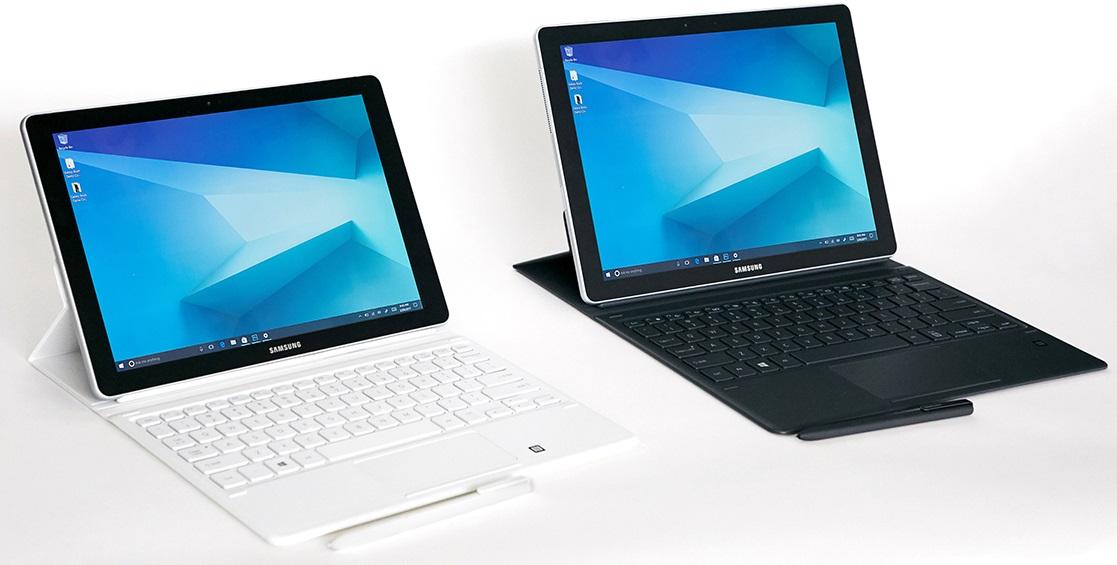 #MWC – Samsung Galaxy Book 10.6/12: Tablets con CPU Kaby Lake y Windows 10