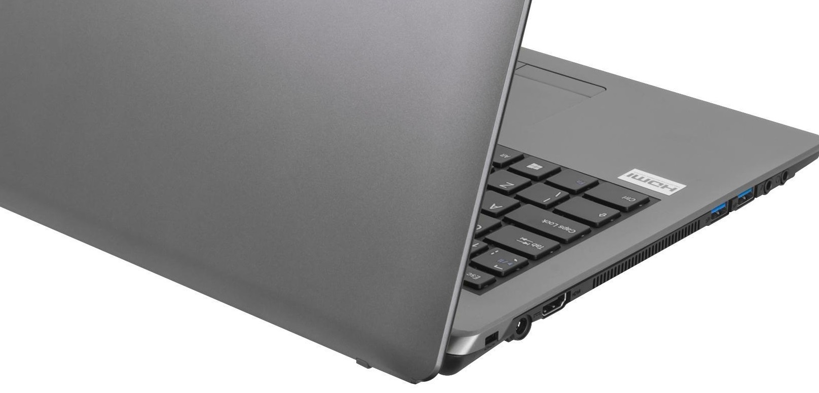 Seismic N240BY: Ultrabook de 14″ con puerto M.2 y 4G LTE