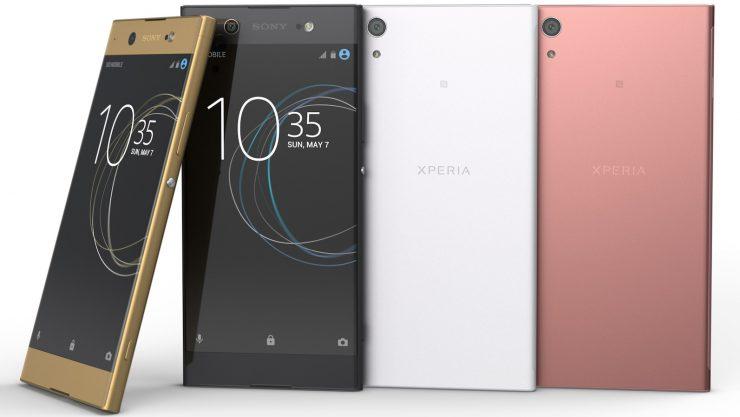 Sony Xperia XA1 Ultra 740x417 0