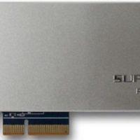 Super Talent SuperCache AIC314: SSD PCIe de categoría empresarial