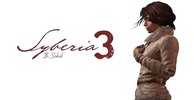 Syberia 3 0