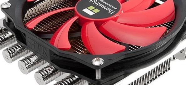 Thermalright AXP-100RH: Disipador CPU compacto de alto rendimiento