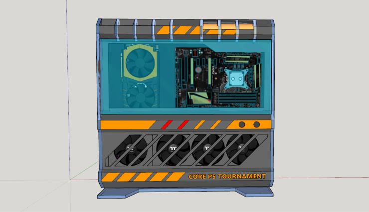 toxicgrx   Core P5 Tournament 740x426 2