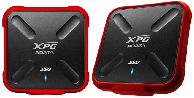 ADATA XPG SD700X: SSD externo con diseño rugerizado