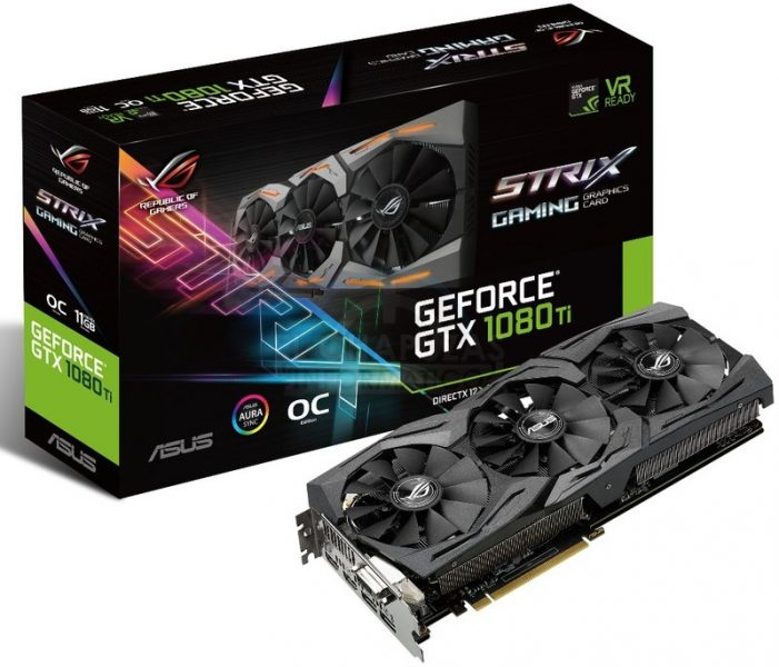 Asus Strix GeForce GTX 1080 Ti 1 1 701x600 0