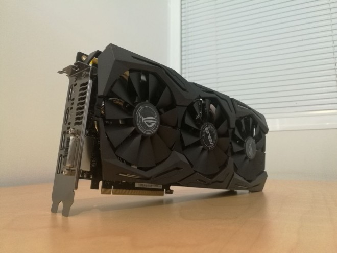 Asus Strix GeForce GTX 1080 Ti 1 0