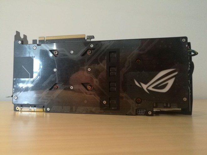 Asus Strix GeForce GTX 1080 Ti 3 2