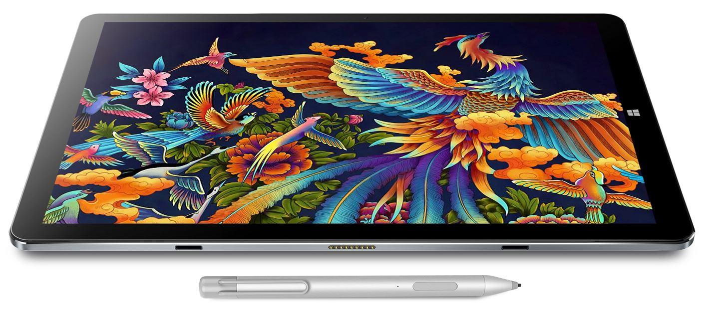 Chuwi Hi13: Tablet 2en1 de 13.5″ 3K con CPU Intel, 4GB RAM y 10.000 mAh