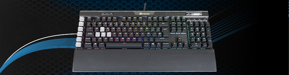 Review: Corsair K95 RGB Platinum