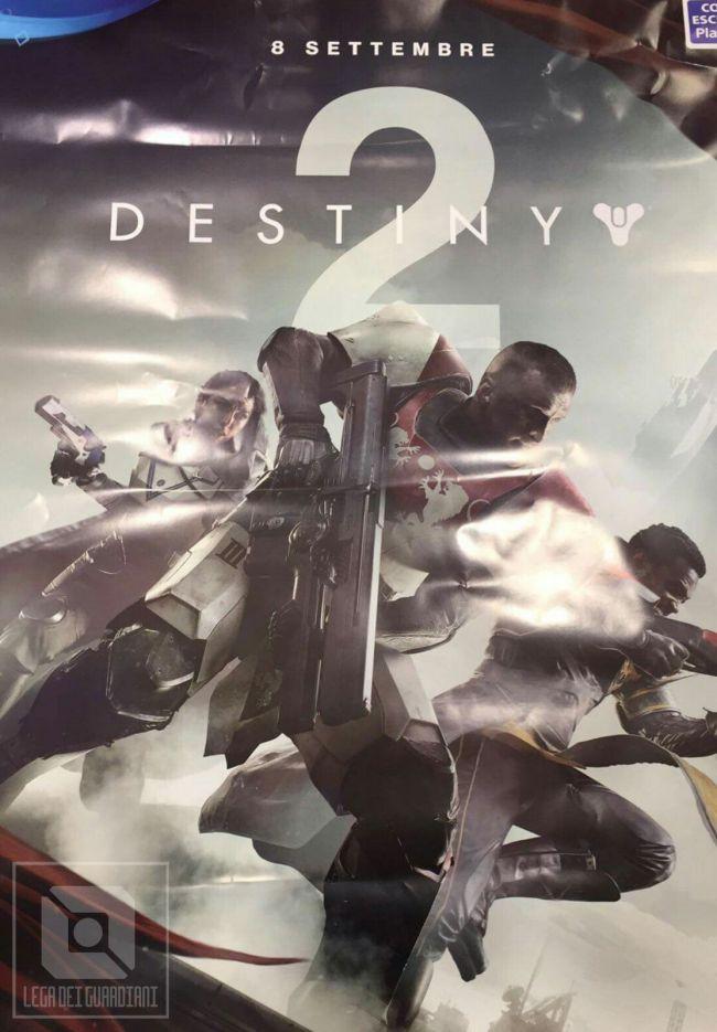 Destiny 2 poster filtracion fecha. 0