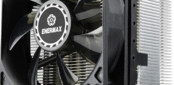 Enermax ETS-N31, disipador compacto compatible con Ryzen