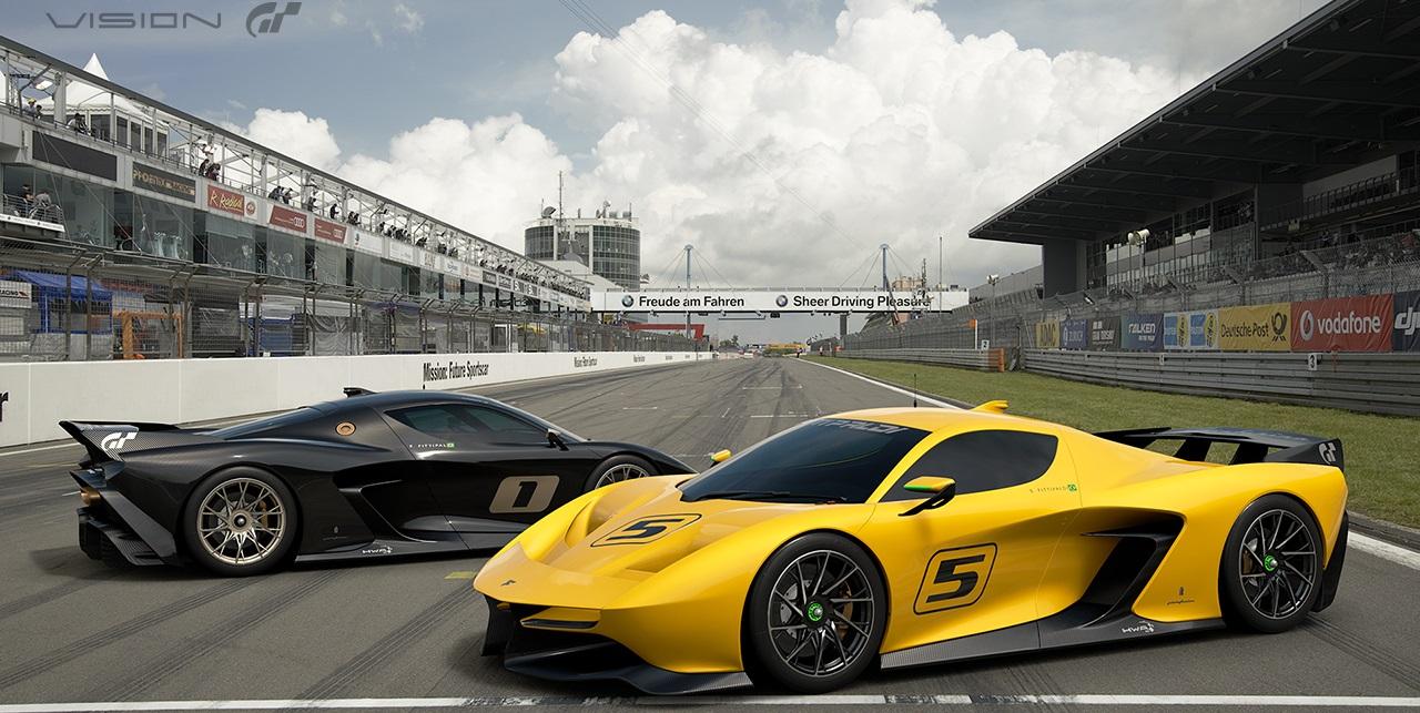 Gran Turismo Sport muestra el Fittipaldi EF7 en su nuevo tráiler