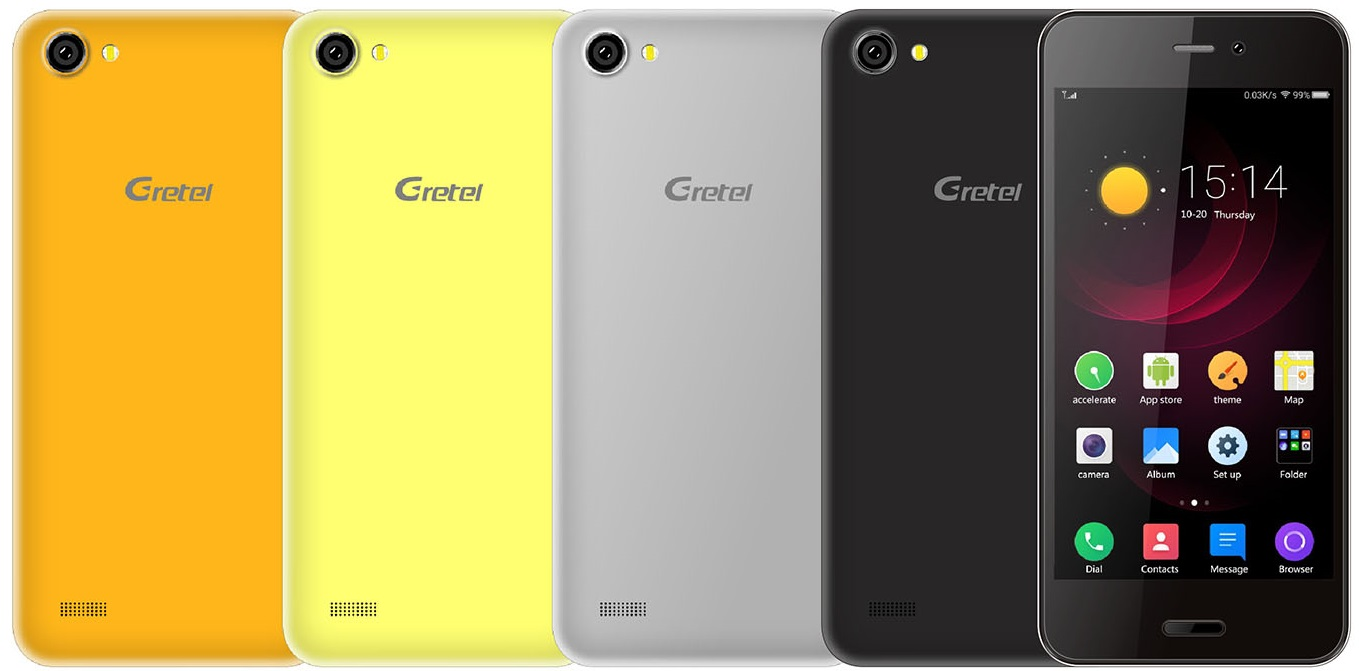 Gretel A7: Un colorido y resistente 4.7″ con varios extras por 47 euros