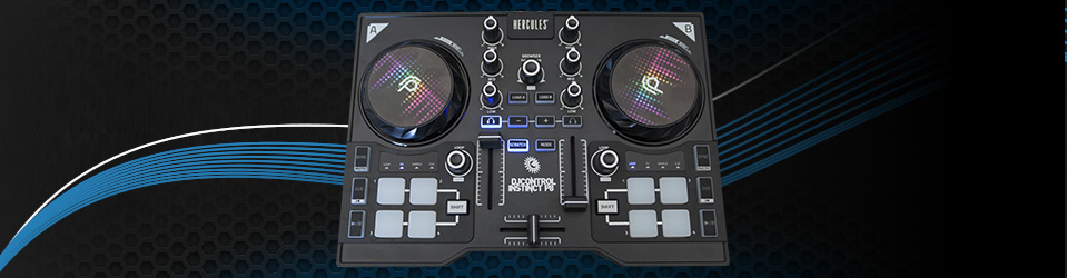 Review: Hercules DJControl Instinct P8 Party Pack