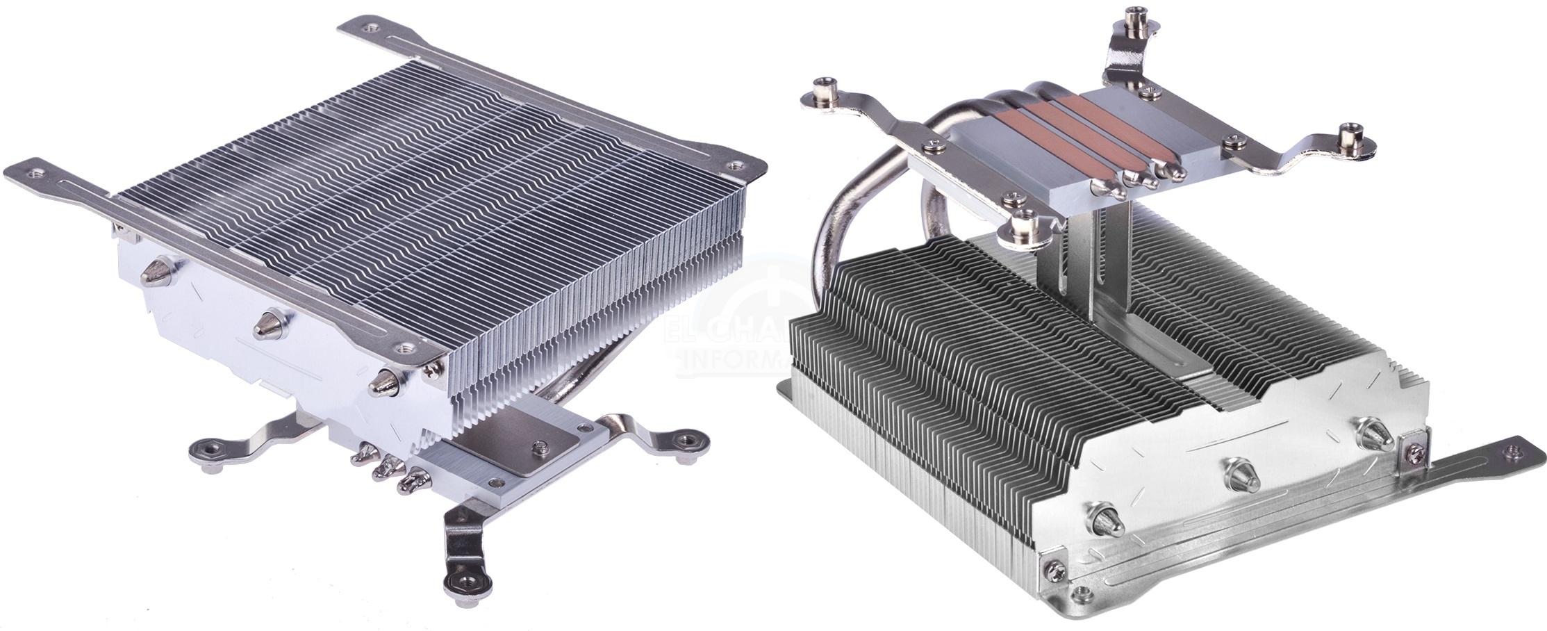 ID-Cooling IS-65: Disipador CPU para equipos compactos