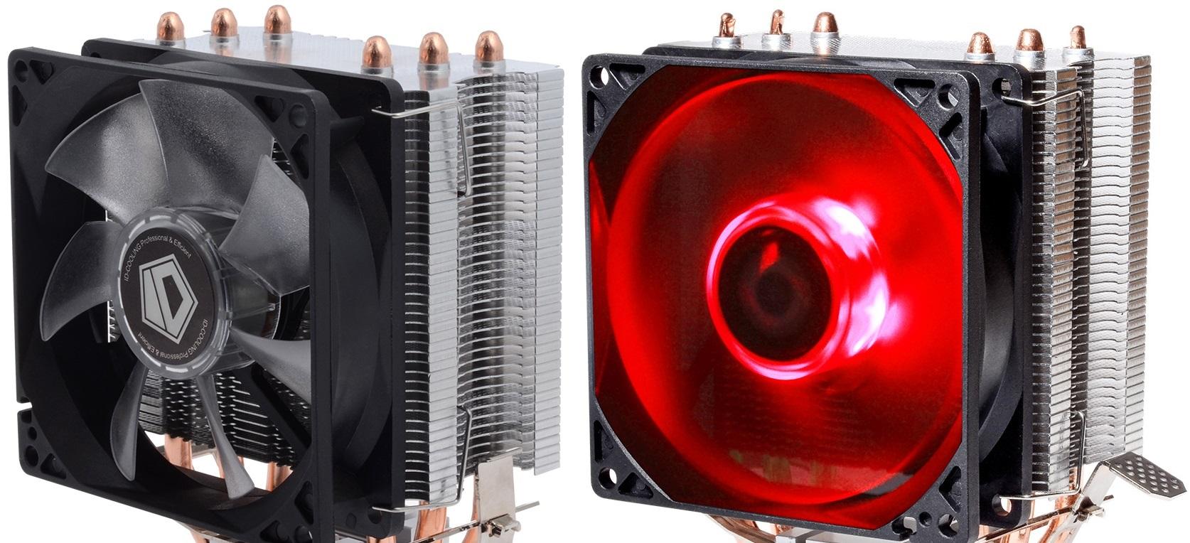 ID-Cooling SE-903-R: Disipador con tamaño comedido y bajo precio