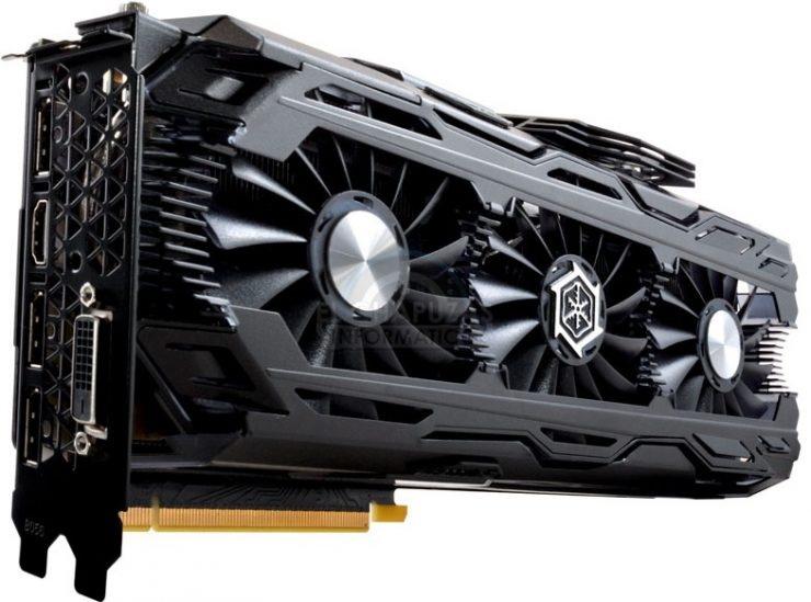 Inno3D GeForce GTX 1080 Ti iChill X4 1 740x549 1