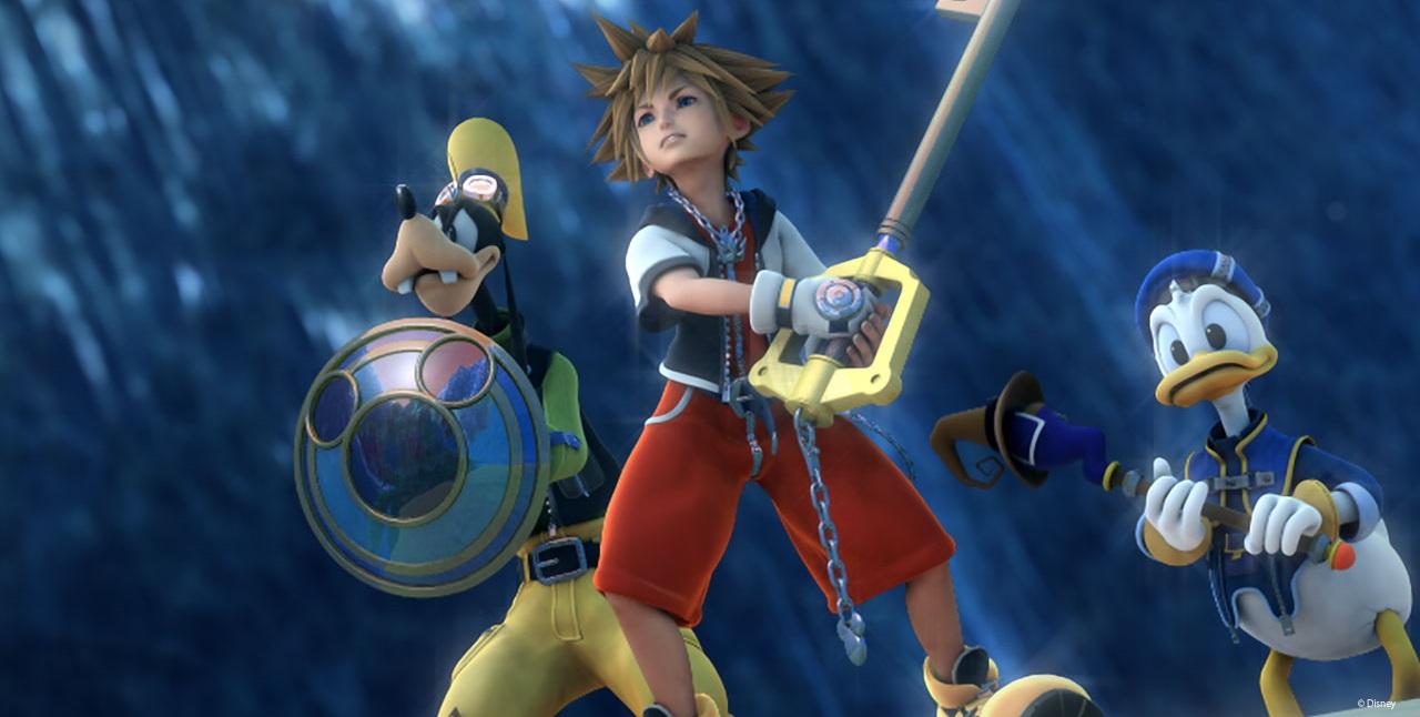 Kingdom Hearts HD 1.5+2.5 ReMIX recibe un nuevo gameplay
