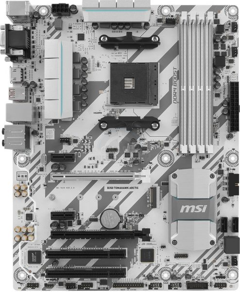MSI B350 Tomahawk Arctic 1 494x600 1