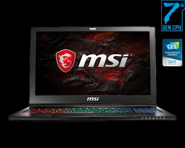 MSI GS63VR 7RF 1