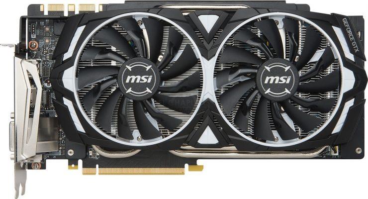 MSI GeForce GTX 1080 Ti Armor 11G 1 740x400 0