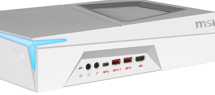MSI Trident 3 Arctic: El PC gaming compacto se viste de blanco