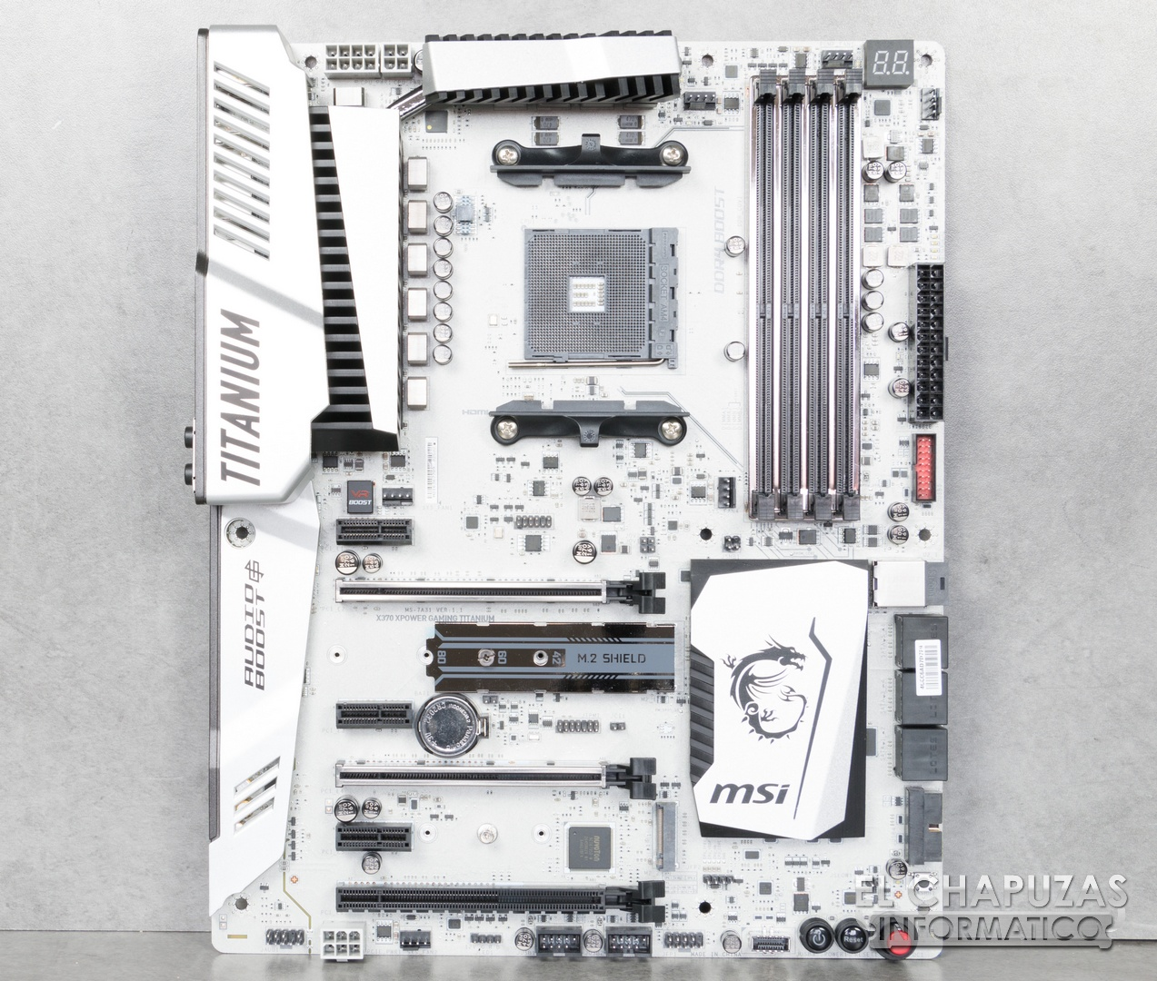 MSI X370 XPower Gaming Titanium 09 0