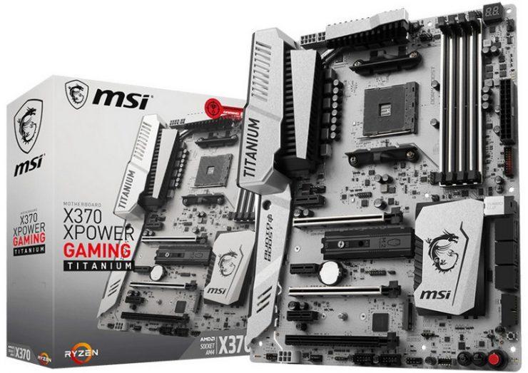 MSI X370 XPower Gaming Titanium Oficial 740x523 1