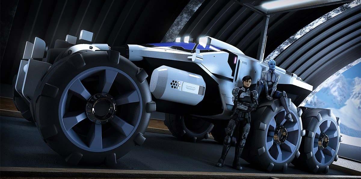 Mass Effect Andromeda: Nuevo gameplay nos muestra al Nomad