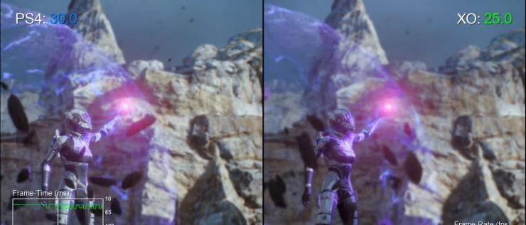 Mass Effect Andromeda PlayStation 4 vs Xbox One 740x317 0