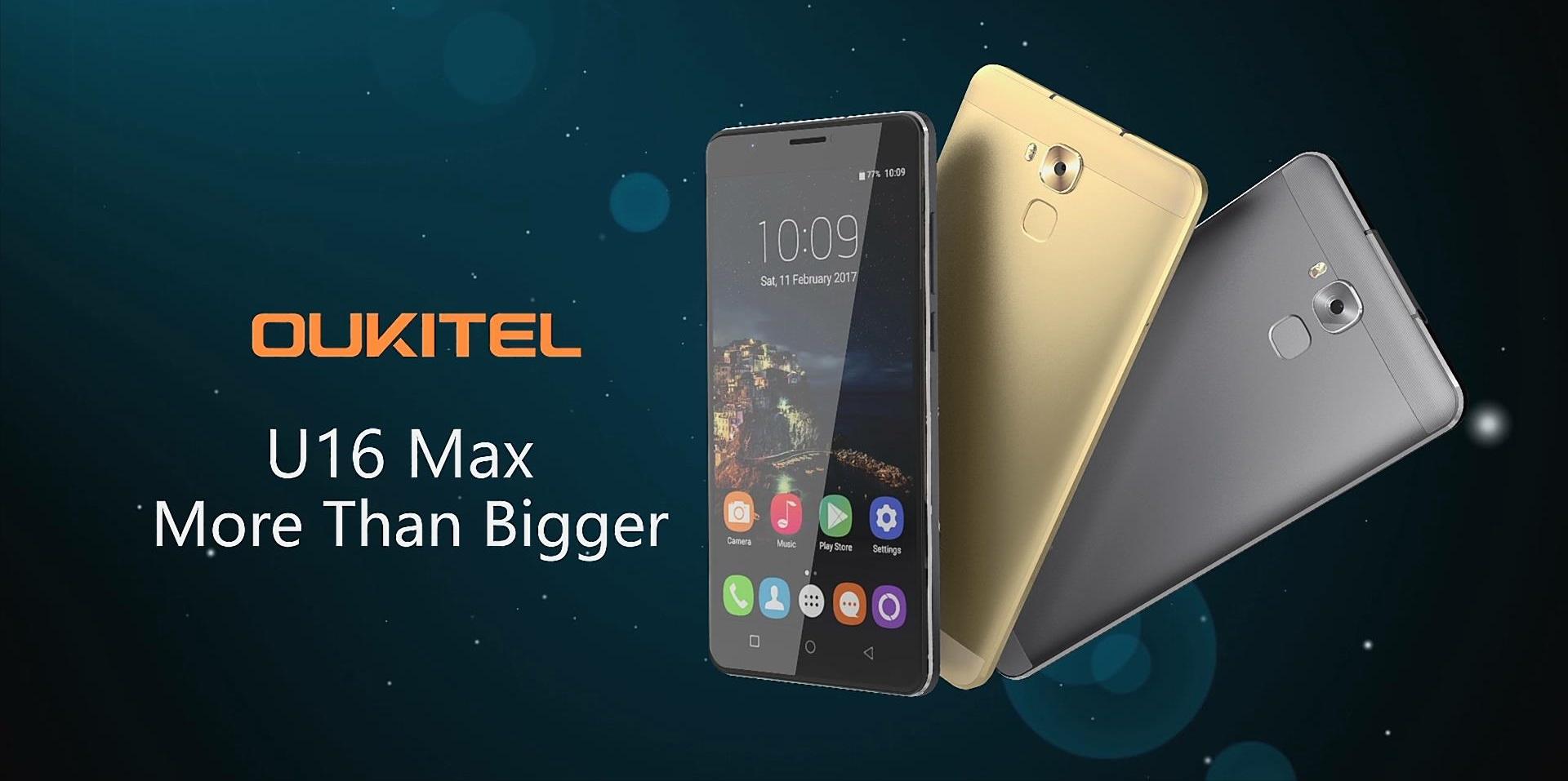 El Oukitel U16 MAX ya tiene vídeo de presentación