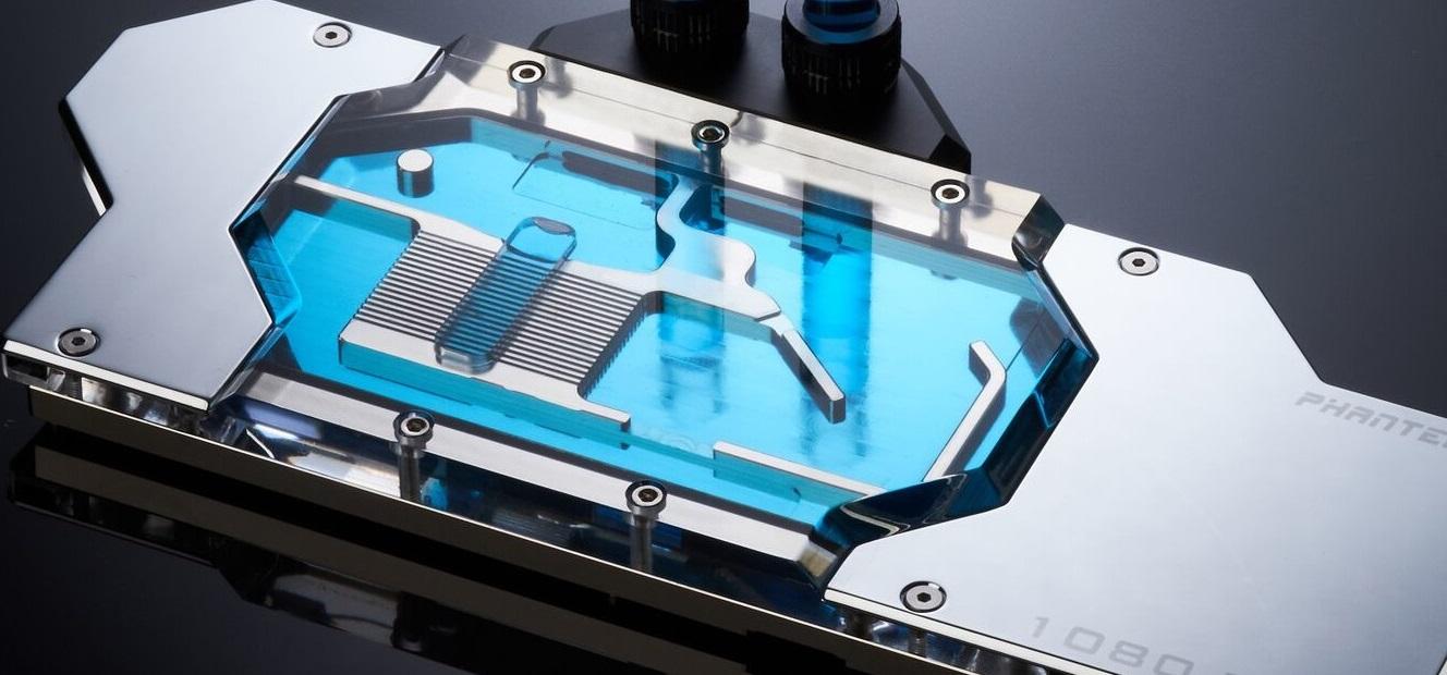 Phanteks Glacier G1080 Ti Founders Edition: Bloque de agua para la 1080 Ti FE