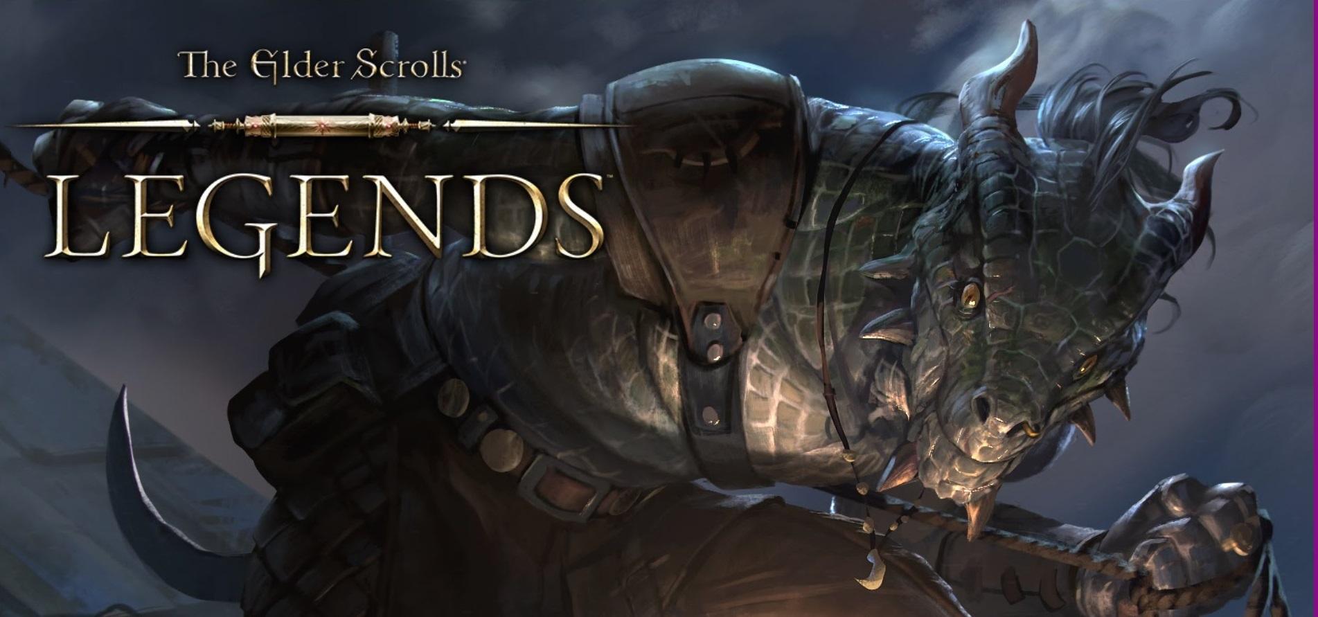 The Elder Scrolls: Legends aterriza en PC (juego de cartas)