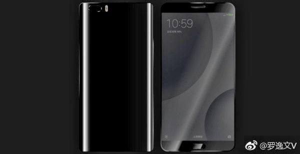 Un nuevo y supuesto render del Xiaomi Mi 6 ve la luz