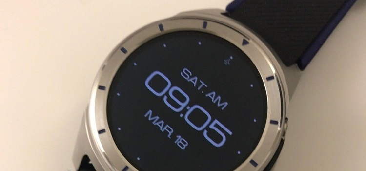 ZTE Quartz filtrado, Smartwatch con Android Wear 2.0