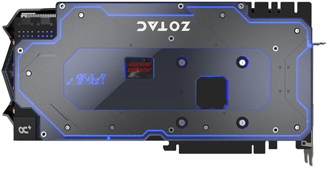 Zotac GeForce GTX 1080 Ti PGF 3 2