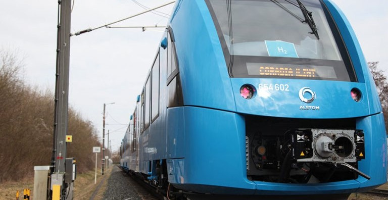 El Coradia iLint propulsado con hidrógeno es probado con éxito en Alemania