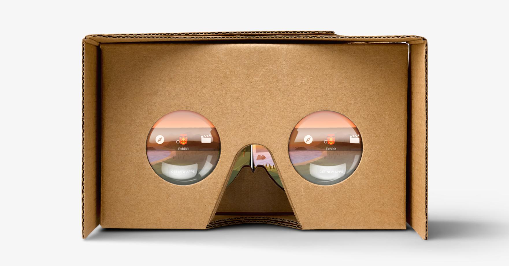 Google ya ha enviado más de 10 millones de visores Cardboard VR