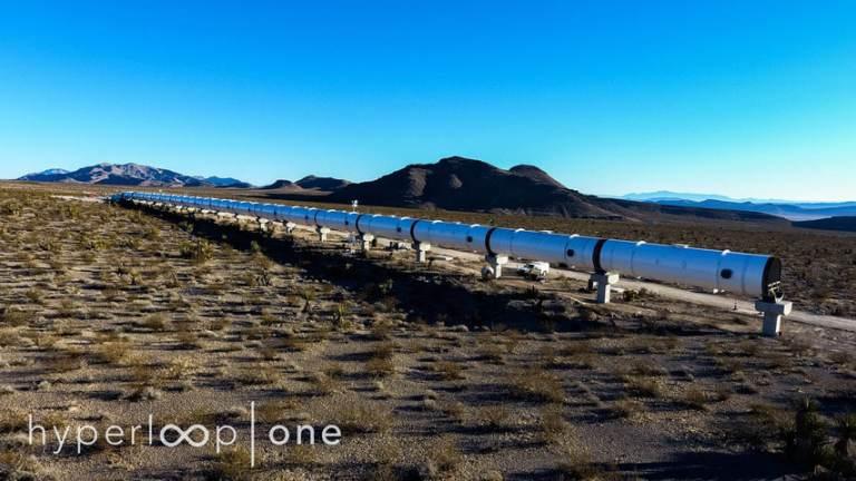 Hyperloop One anuncia que su primera pista de test está casi preparada