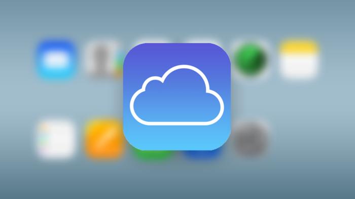 iCloud Apple 0
