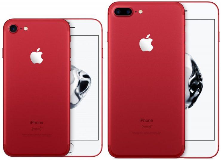 iPhone 7 y iPhone 7 Plus Rojo 740x537 0