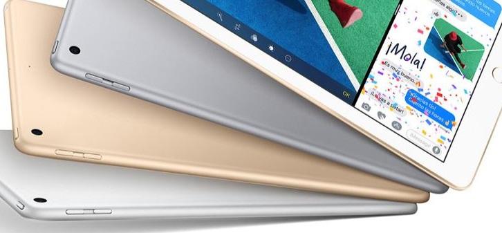 Nuevo iPad para sustituir al iPad Air 2, reciclaje completado