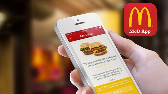 mcdonalds app mcdelivery 0
