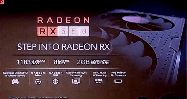 AMD Radeon RX 550 740x392. 5