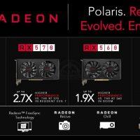 Radeon RX 580 vs RX 570 vs RX 480 vs GTX 1060: Aumento considerable de consumo para nada