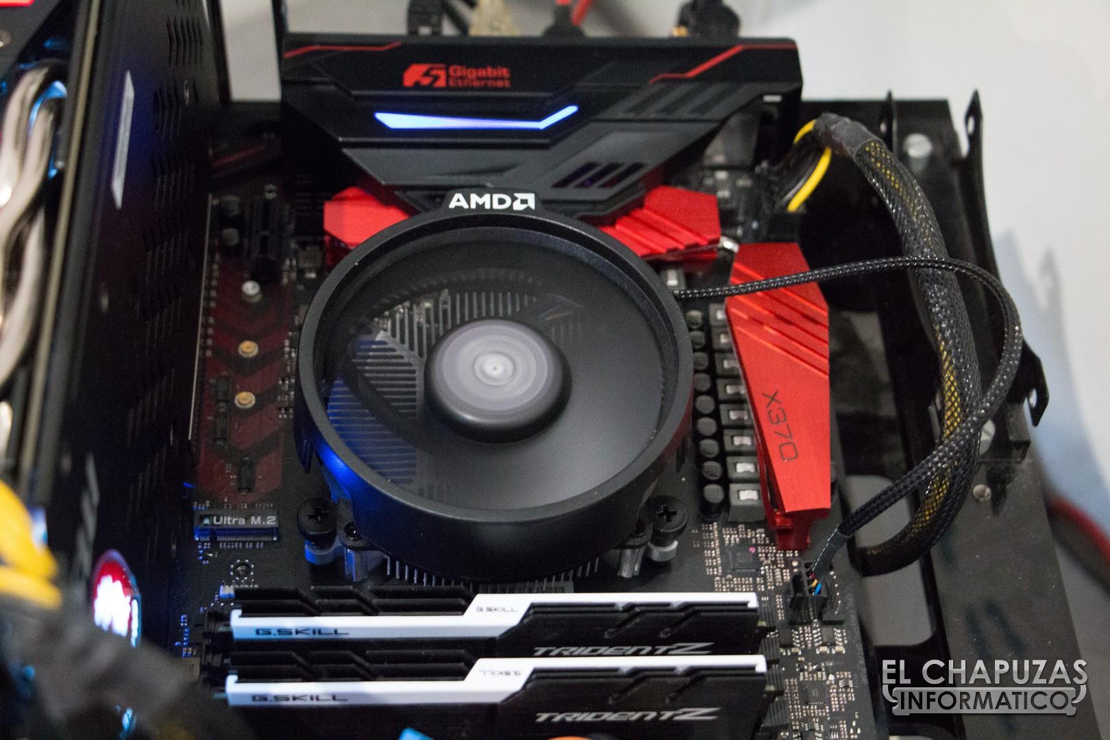 AMD AGESA 1.0.0.6: Memoria RAM hasta 4000 MHz en AMD Ryzen y dividir la GPU