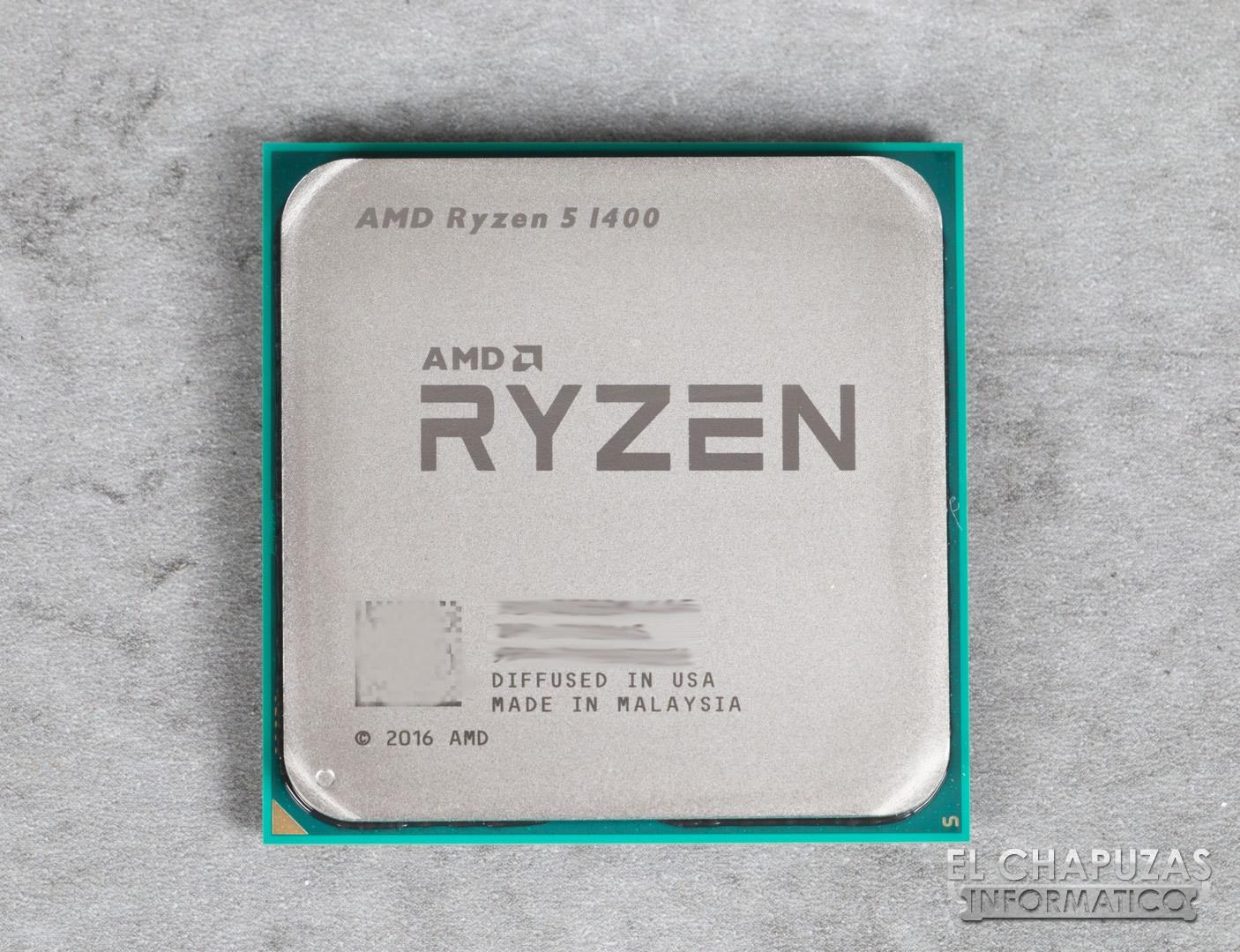 AMD Ryzen 5: El mejor lanzamiento de una CPU en los últimos 7 años